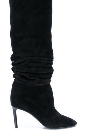 Saint Laurent Knee-length boots
