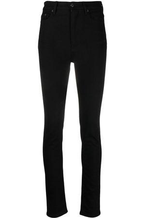 Ami High-waisted skinny jeans