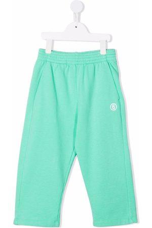 MM6 KIDS Meisjes Joggingbroeken - Elasticated track pants