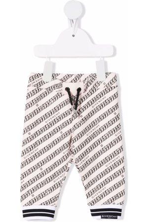 Givenchy Logo-print drawstring track pants