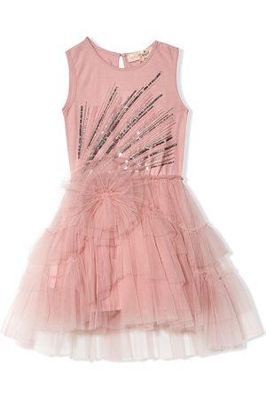Tutu Du Monde Poppy sequin-embellished dress