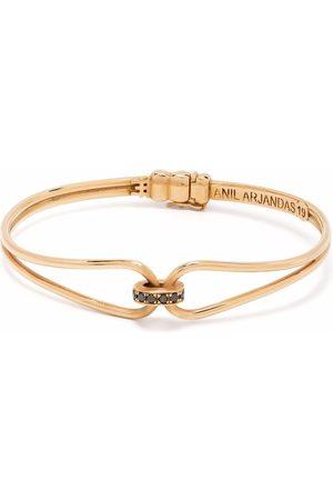Anil Arjandas Heren Armbanden - 18kt rose gold Wristgame diamond bracelet
