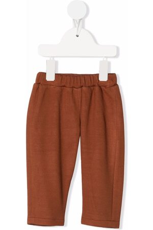 Emilio Pucci Pocket-detail elasticated trousers