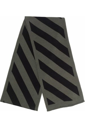 Off-White Kids Jongens Sjaals - ARROWS SCARF MILITARY BLACK