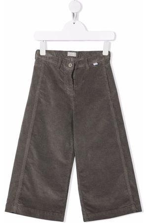 Il gufo Wide-leg corduroy trousers