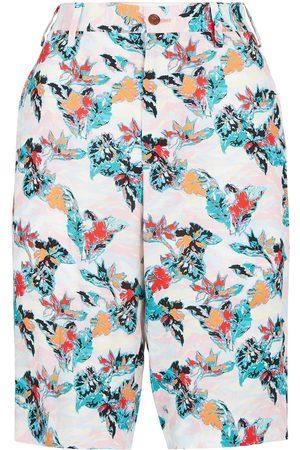 Sulvam Heren Bermuda's - Aloha bermuda shorts