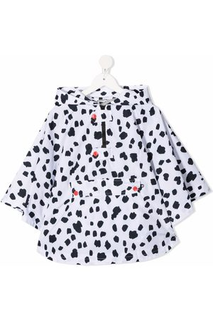 Stella McCartney Meisjes Donsjassen - Dalmatian spots cape