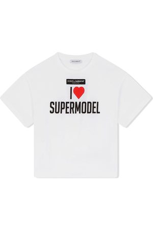 Dolce & Gabbana Short-sleeve cotton T-shirt