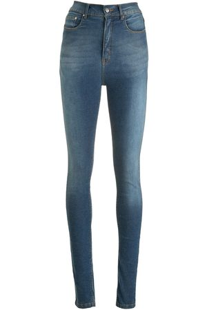 AMAPÔ Carol high-rise jeans