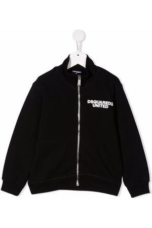 Dsquared2 Chest logo-print jacket