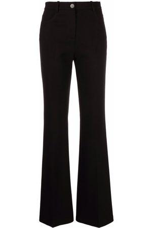 Pinko Dames Wijde broeken - Flared-leg trousers