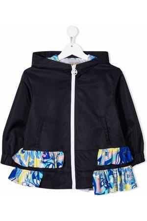 Emilio Pucci Ruffle-detail jacket