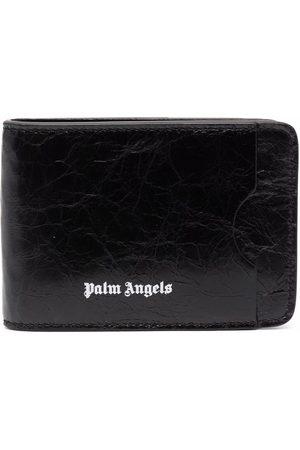 Palm Angels Heren Portefeuilles - Logo-print wallet
