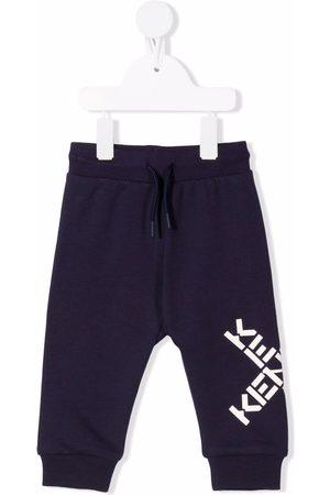 Kenzo Logo-print track pants