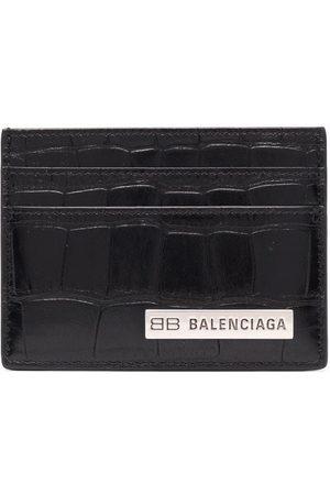 Balenciaga PLATE CARD HOLDER