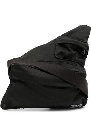 JULIUS Heren Schoudertassen - Zip-pocket shoulder bag