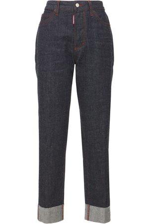 Dsquared2 Dames Stretchbroeken - Sailor Stretch Cotton Jeans