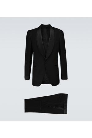 Tom Ford Bi-stretch evening suit