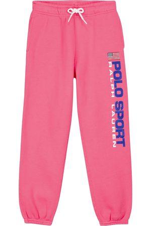 Ralph Lauren Cotton logo sweatpants