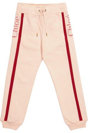 Chloé Cotton jersey sweatpants
