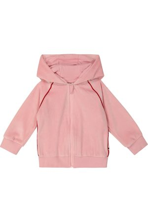 Molo Baby Dorothy cotton-blend hoodie