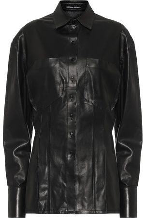 Kwaidan Editions Leather shirt