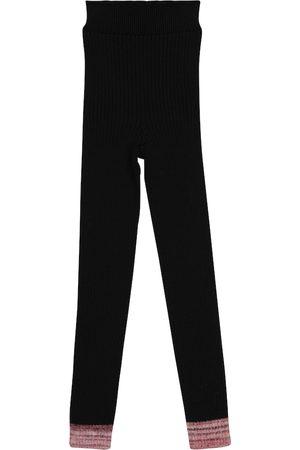 PAADE Wool-blend leggings