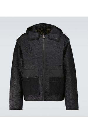 Fendi FF Vertigo bomber jacket