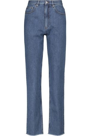 A.P.C. Rudie low-rise straight jeans