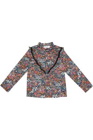 BONPOINT Pamela floral cotton blouse