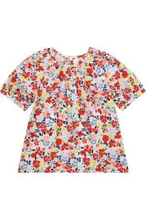 BONPOINT Sourya floral cotton blouse