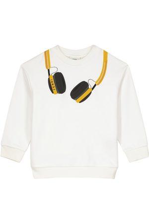 Fendi Printed cotton jersey sweatshirt