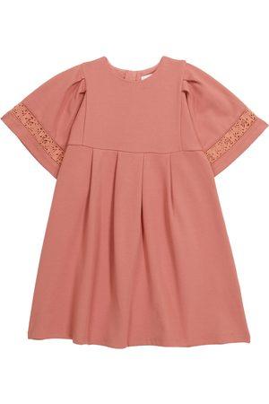 Chloé Cotton-blend jersey dress
