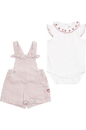 Tartine Et Chocolat Baby stretch-cotton onesie