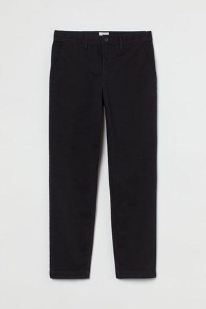 H&M Heren Chino's - Katoenen chino - Regular Fit