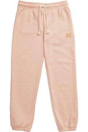 Acne Studios Cotton jersey sweatpants