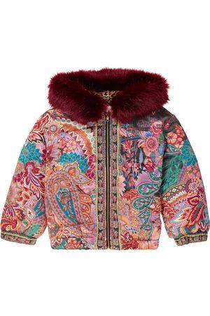 Camilla Reversible puffer jacket