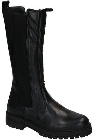 CKS Meisjes Hoge laarzen - Cali Zwarte Knielaarzen