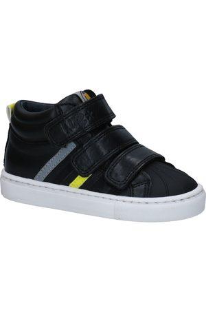 Little David Geordie Zwarte Hoge Schoenen