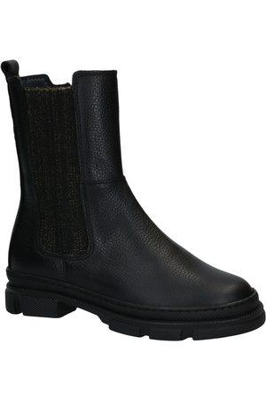 Little David Jantine Zwarte Chelsea Boots