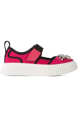 Marni Sneakers - Kids Pink Jewel Sneakers