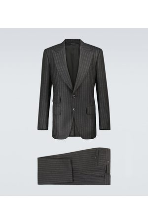 Tom Ford Atticus striped flannel suit