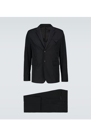 Prada Exclusive to Mytheresa – slim-fit technical suit