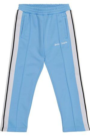 Palm Angels Logo technical sweatpants