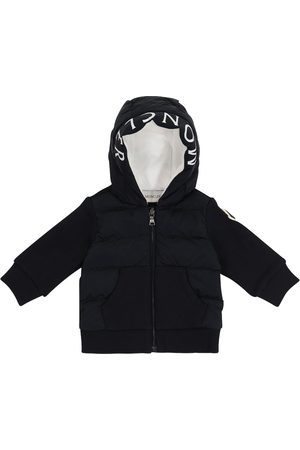 Moncler Baby down hoodie