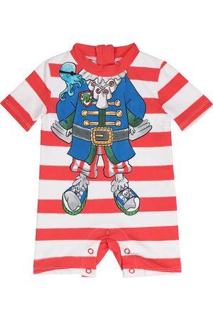 Stella McCartney Baby striped swimsuit