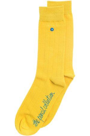 Alfredo Gonzales Sokken pencil classic mustard yellow