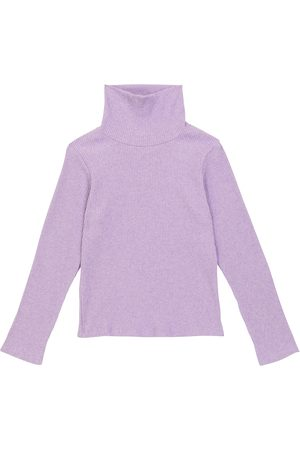 MORLEY Cozy cotton-blend sweater