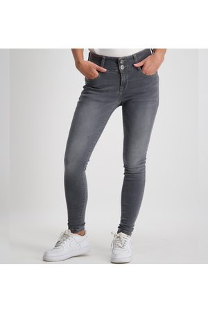 Cars Dames Jeans - Amazing mid grey