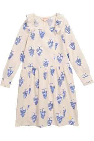 The Animals Observatory Tortoise printed cotton dress